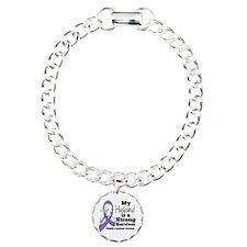 Husband Hodgkins Lympho Bracelet