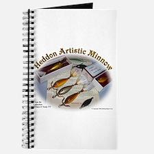 Heddon Artistic Minnow Journal