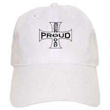 proud soccer dad Baseball Cap