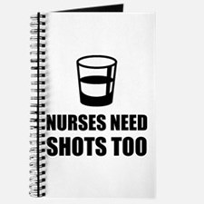 Nurses Need Shots Too Journal