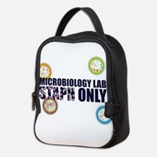Microbiology Lab Staph Only Neoprene Lunch Bag