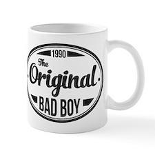 Birthday Born 1990 The Original Bad Boy Mug