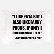 Pizza Fanny Pack Calzone Pillow Case