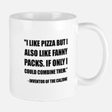 Pizza Fanny Pack Calzone Mugs