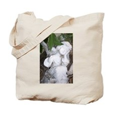 Angel in Garden/Photography Tote Bag