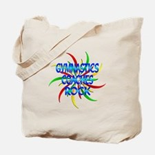 Gymnastics Coaches Rock Tote Bag