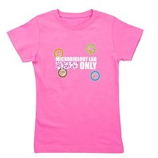 Micro Lab STAPH only Girl's Tee