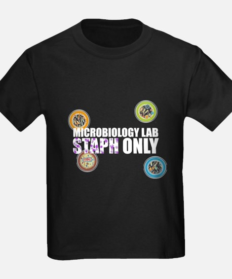 Micro Lab STAPH only T-Shirt