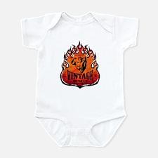 VINTAGE MUSCLE BRAND Infant Bodysuit
