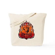 VINTAGE MUSCLE BRAND Tote Bag