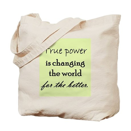 True Power Tote Bag