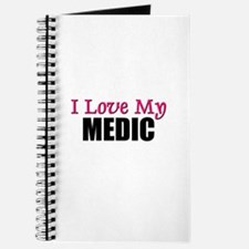 I Love My MEDIC Journal
