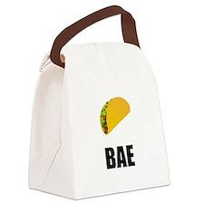 Taco Bae Canvas Lunch Bag