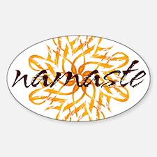 namaste_warm_white Decal