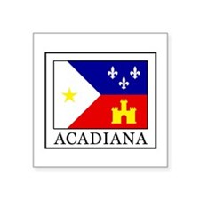 Acadiana Sticker