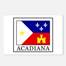 Acadiana Postcards (Package of 8)