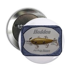 """Heddon Fat Body 2.25"""" Button (100 pack)"""