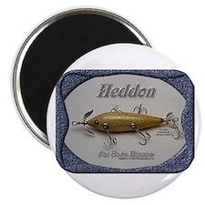 """Heddon Fat Body 2.25"""" Magnet (10 pack)"""