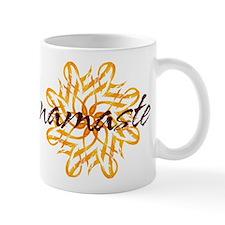 namaste_warm_white Mugs