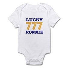 Lucky Ronnie Onesie