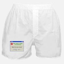 Error Boxer Shorts