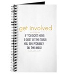 Why Get Involved Journal