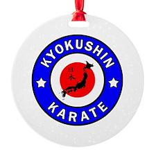Kyokushin Ornament