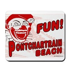 Pontchartrain Beach Mousepad