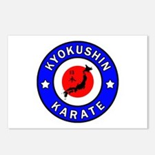 Kyokushin Postcards (Package of 8)