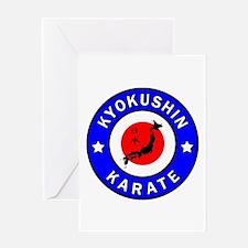 Kyokushin Greeting Cards