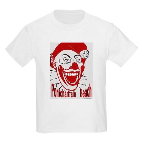 Pontchartrain Beach Kids T-Shirt