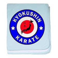 Kyokushin baby blanket