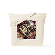 Vintage Tackle Collector Tote Bag