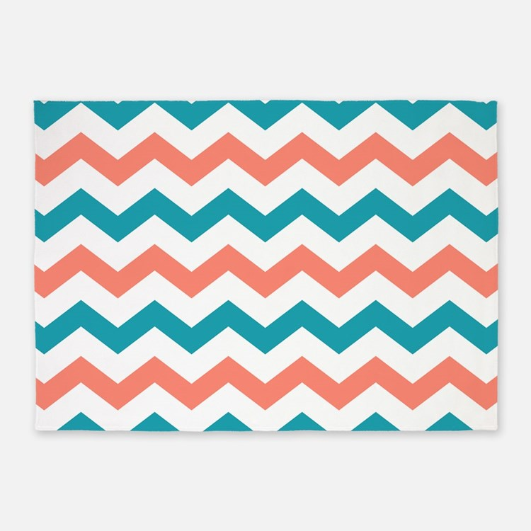 Coral And Turquoise Outdoor Rug: Mint Green Chevron Stripe Rugs, Mint Green Chevron Stripe