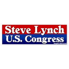 Steve Lynch for Congress Bumper Bumper Sticker