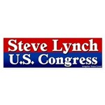 Steve Lynch for Congress Bumper Sticker