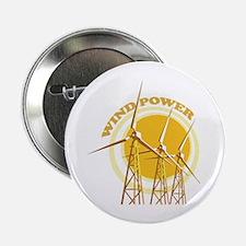 """Wind Power 2.25"""" Button"""