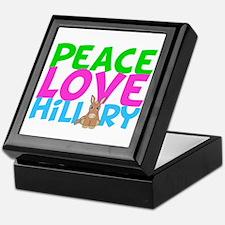 Love Hillary Keepsake Box