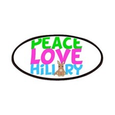 Love Hillary Patch