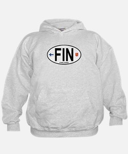 Finland Euro Oval Hoodie