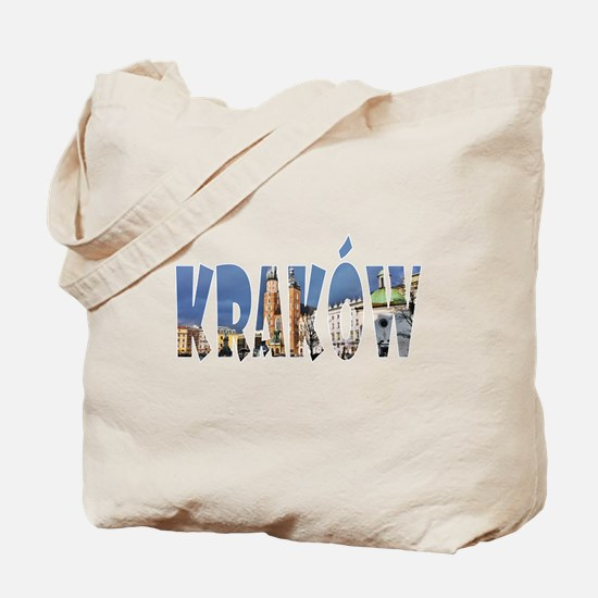 Krakow Tote Bag