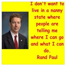 rand paul quote Poster