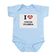I love Cocoa Florida Body Suit