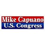 Re-elect Mike Capuano Bumper Sticker