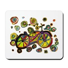 Bicycle Dream Mousepad