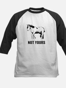 Not your pony Tee