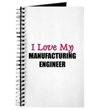 I Love My MANUFACTURING ENGINEER Journal