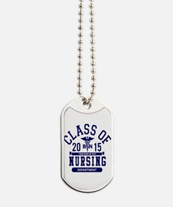 Class of 2015 BSN Dog Tags