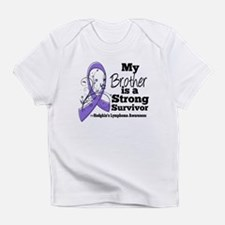 Brother Hodgkins Lymphoma Infant T-Shirt