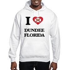 I love Dundee Florida Hoodie